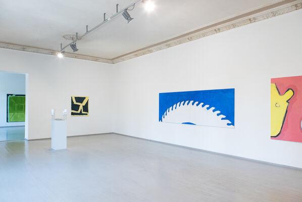 Metonymy, installation view