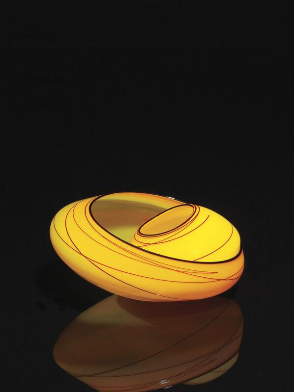 Dale Chihuly, 'Jasmine Basket Studio Edition', 2010, Sculpture, Verre / Glass, Galerie de Bellefeuille
