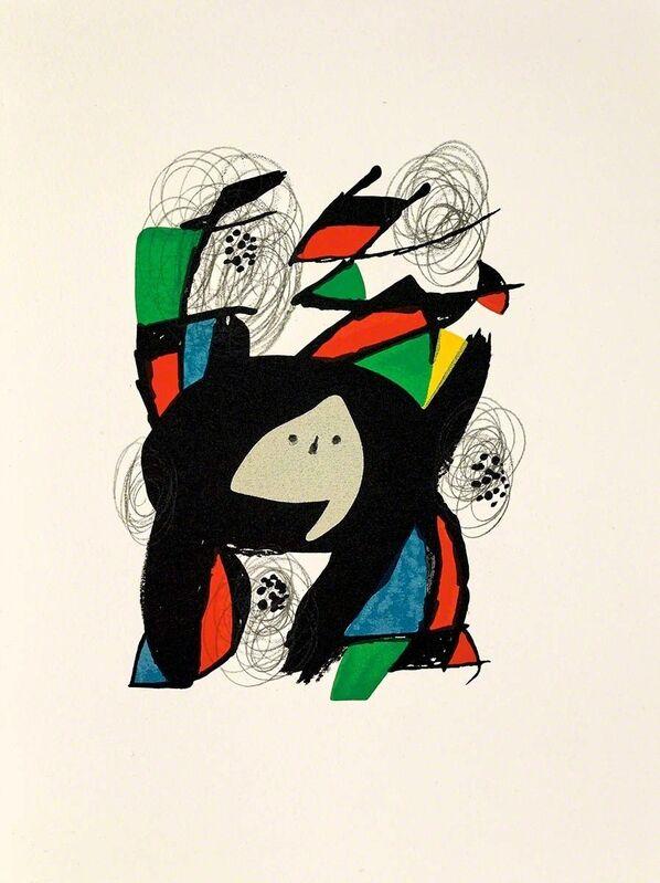 Joan Miró, 'Untitled (La Mélodie Acide, M.1219)', 1980, Print, Lithograph, Martin Lawrence Galleries