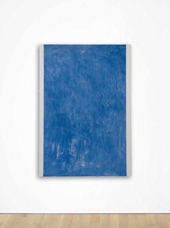 John Zurier, 'Glacier', 2021, Painting, Oil on linen, Peter Blum Gallery
