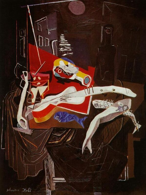 Salvador Dalí, 'Still Life By The Light of The Moon Tapestry', 1980, Textile Arts, Woven Tapestry, Fine Art Acquisitions Dali