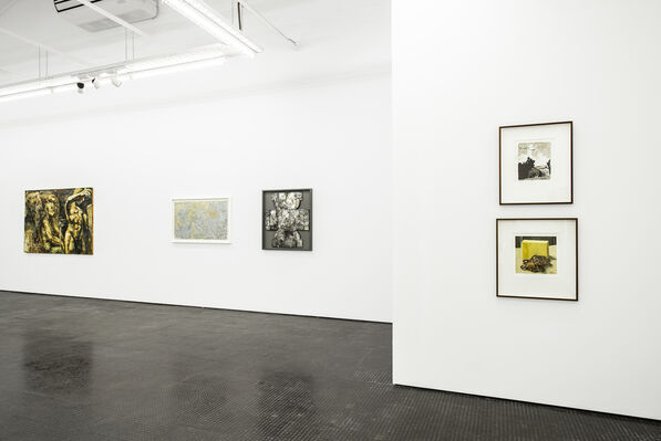 That Was Then, installation view
