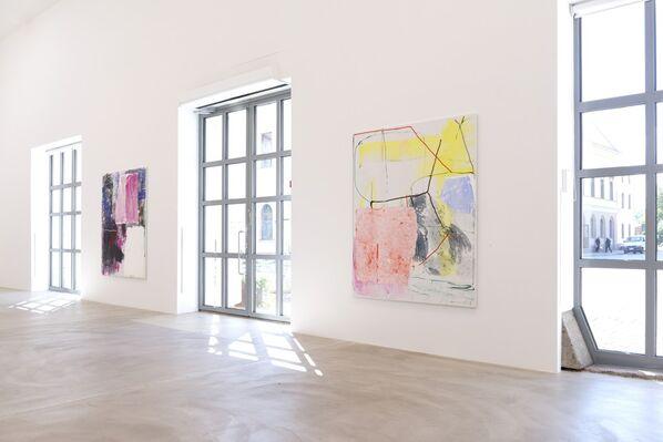 INA GERKEN  |  What a Feeling, installation view