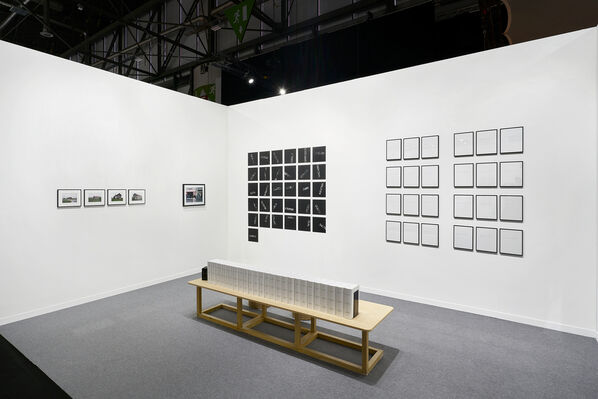 mfc - michèle didier at artgenève 2020, installation view