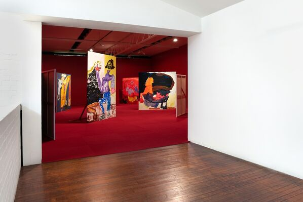 I still thought you were looking, installation view