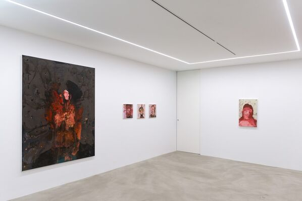 PETRI ALA-MAUNUS  |  Self-Portrait of a Painter, installation view