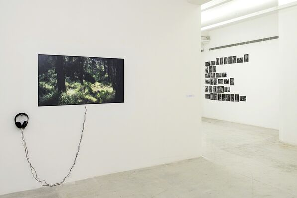 Esma'/Listen, installation view