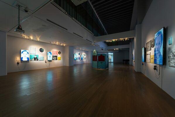 Chen I-Chun Solo Exhibition-Entering Sekaikei – Bokurano, installation view