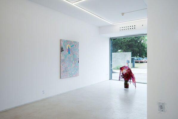 CARTER MULL - POTO AND CABENGO ESCAPE, installation view