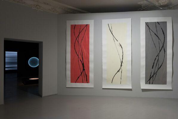 Žilvinas Kempinas, installation view
