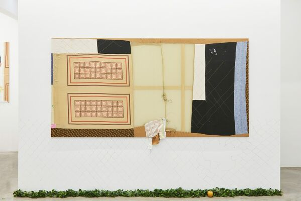 Tameka Jenean Norris | Cut From The Same Cloth, installation view