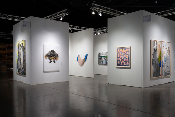 Russo Lee Gallery  at Seattle Art Fair 2019, installation view