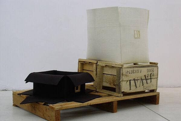 ORA Y LABORA - Johanna Unzueta, installation view