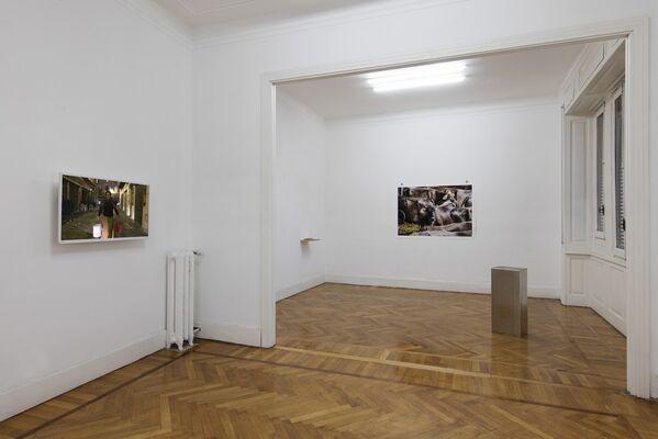 Tiziana Pers, CAPUT CAPITIS I, installation view