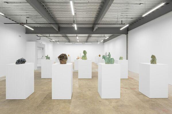 Valerie Hegarty: American Berserk, installation view