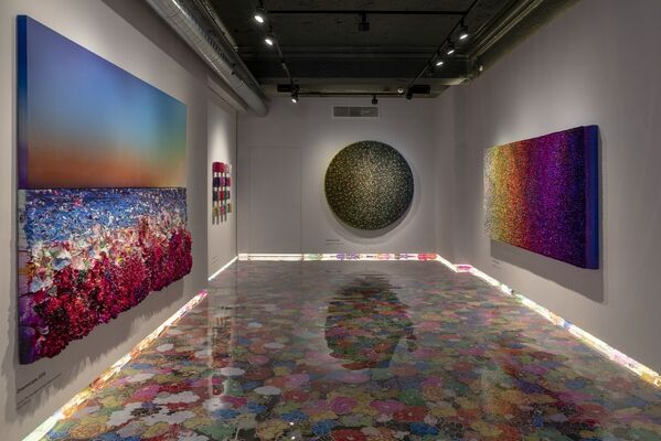 EARTH, installation view