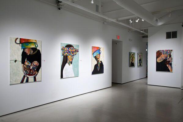 Unprecedented, installation view