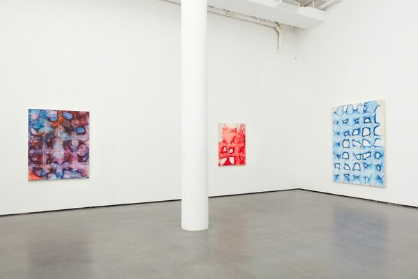 Within cells interlinked, installation view