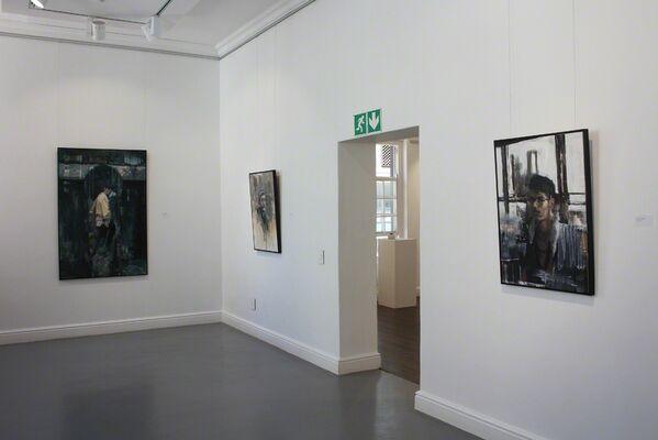 SubText | Chris Valentine, installation view