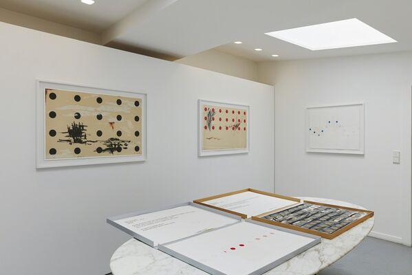 Kim Yong-Ik, installation view
