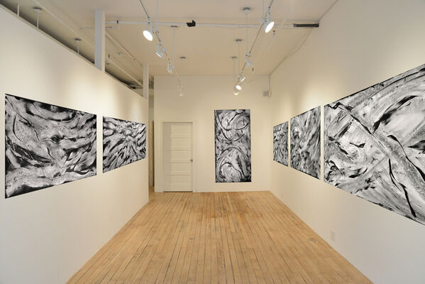 Black, White, Gray, installation view