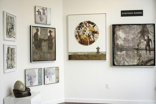 Art Fusion Galleries - Miami / Florida, USA - Gallery Exhibition, installation view
