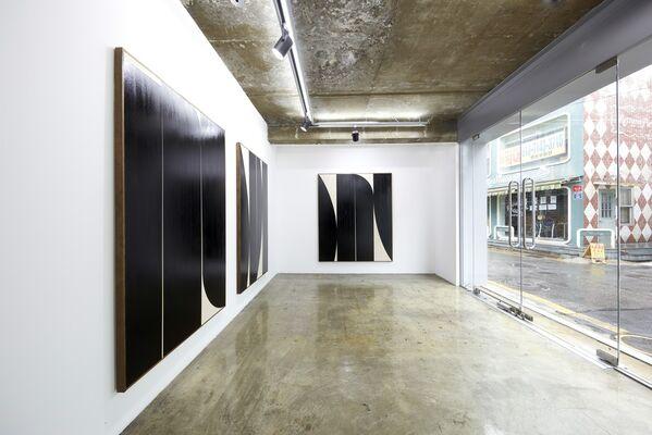 JOHNNY ABRAHAMS, installation view