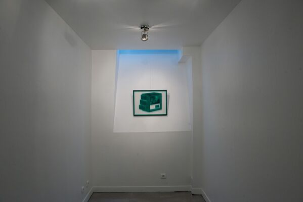 Do not go gentle into that soft world, installation view