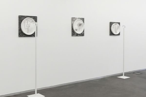 """""""How to learn the Upside Down World?"""" by Gosha Ostretsov, installation view"""