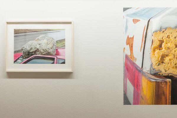 Martin Kollar Provisional Arrangement, installation view