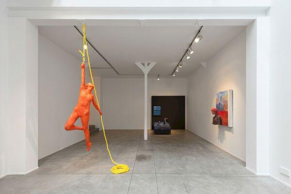 George Segal, installation view