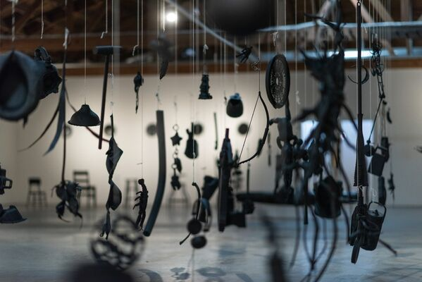 Objects of Memory, installation view