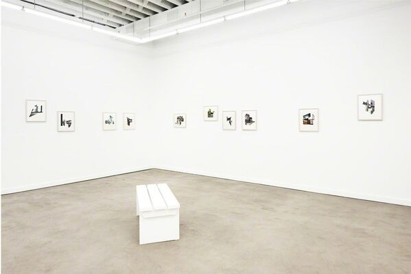 "MARSHALL BROWN ""Chimera"", installation view"