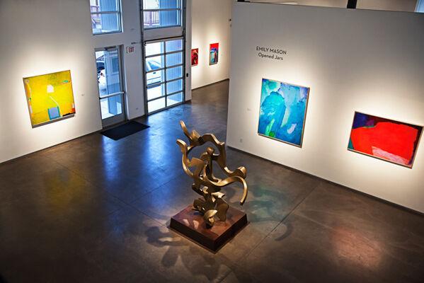 Emily Mason: Opened Jars, installation view