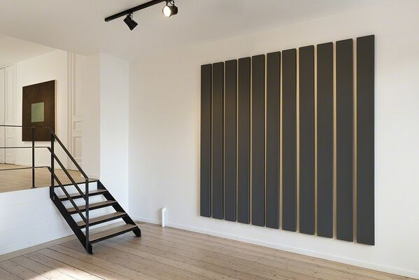 Power of Repetition, installation view