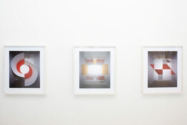 Kuno Grommers - Orientation, installation view