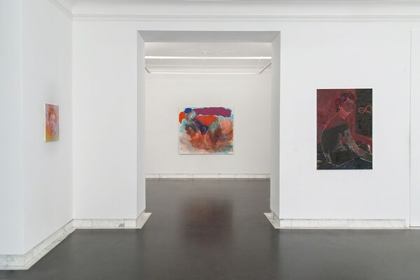 Moments of Intimacy, installation view