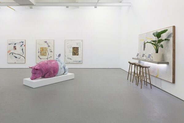 Our Thing, installation view