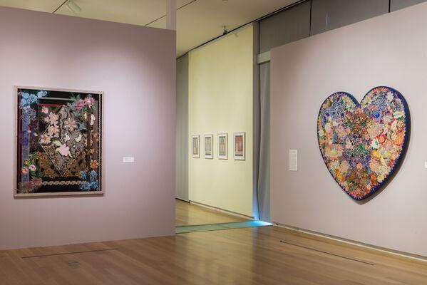 Surface/Depth: The Decorative After Miriam Schapiro, installation view