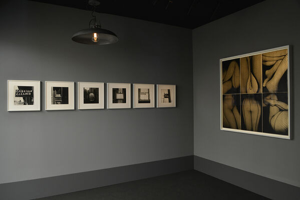 Hamiltons Gallery at Photo London 2017, installation view