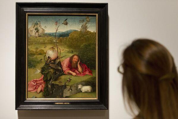 Bosch. The 5th Centenary Exhibition, installation view