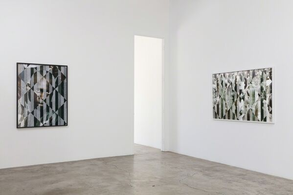 PAUL ANTHONY SMITH:  Containment, installation view