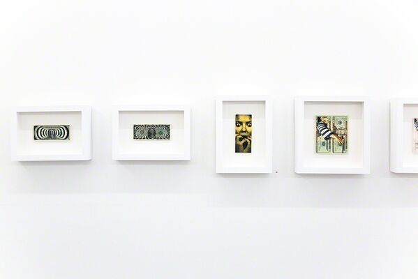 Spotlight: Stencil, installation view
