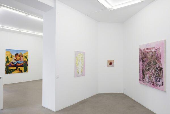 EMERGING 2018, installation view