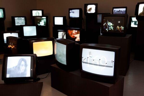 METANOIA, installation view
