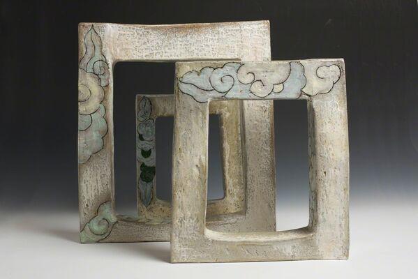 Clay in Conversation, installation view
