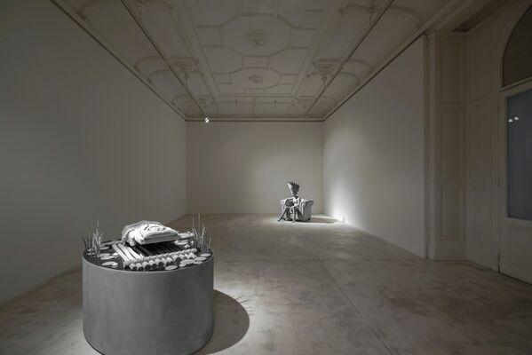Hans Op de Beeck - The Conversation, installation view