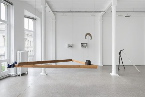 Wiggle, installation view