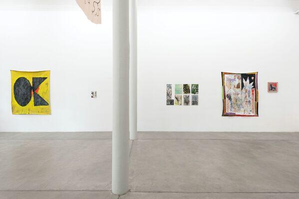 David RÖDER & friends - Geh doch (nach) Reude du Opfer!, installation view