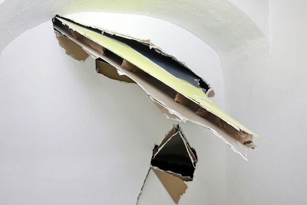 Felix Schramm, Duo, installation view